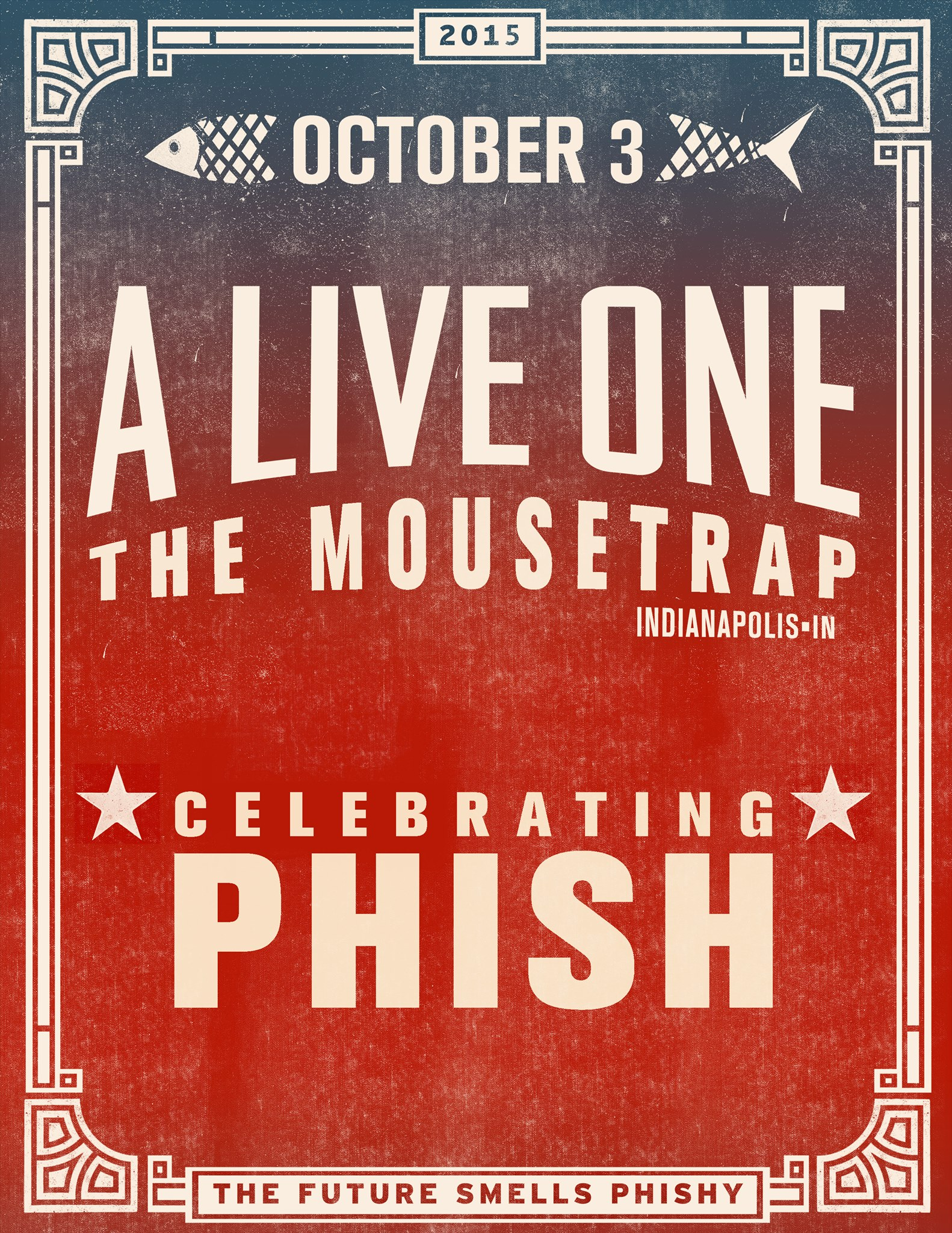 A Live One: Phish Tribute - Saturday, October 3rd